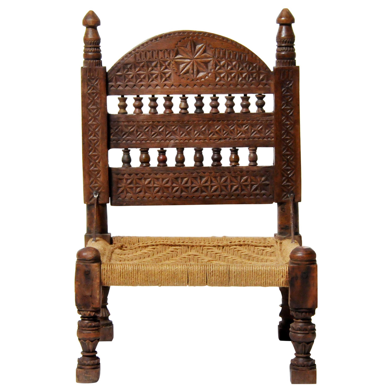 Pakistani Tribal Chair