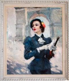Post-Impressionist Figurative Paintings