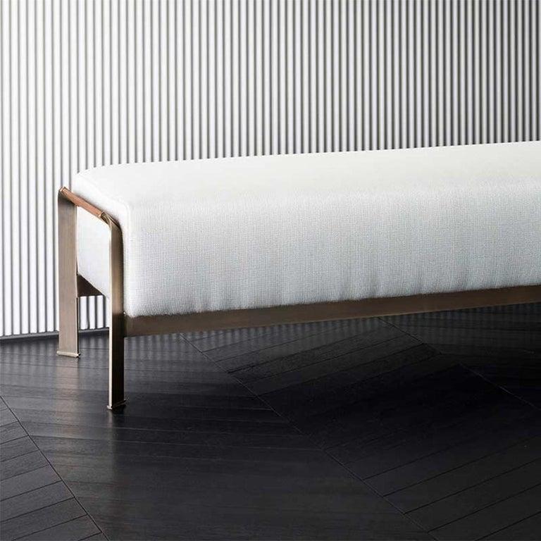 Contemporary Palacio Bench For Sale