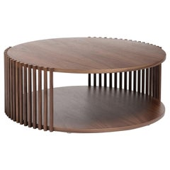 Contemporary Table, Coffe table,  Side Table and cocktail table walnut - Medulum