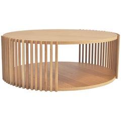 Palafitte 83 Oak wood Table by Debonademeo for Medulum