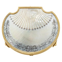 Palais Royal Mother-of-Pearl Box