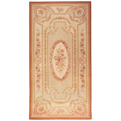 Palatial 20th Century Aubusson Style Rug
