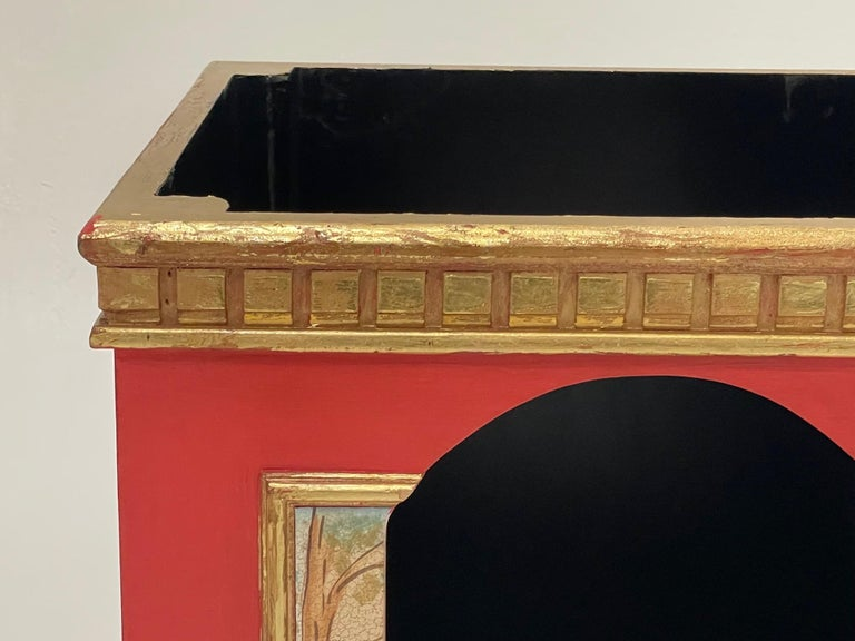 Palatial Hollywood Regency Doghouse for Lucky Pet For Sale 5