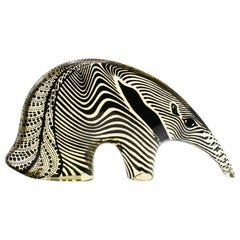 Palatnik Op Art Lucite Anteater