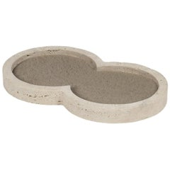 Palazzo Eight Valet Tray in Beige