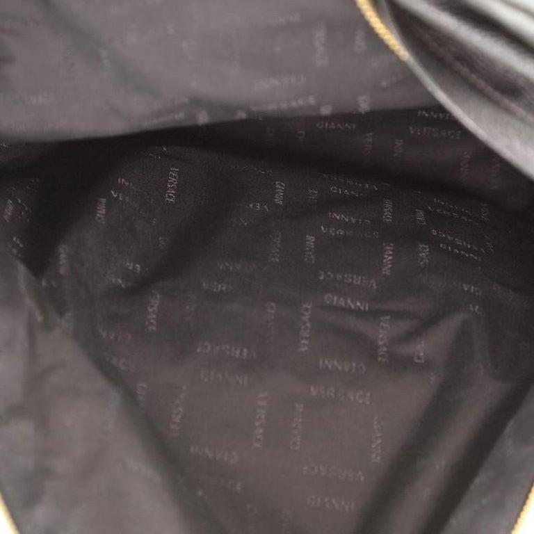 Palazzo Medusa Backpack Leather Large 1