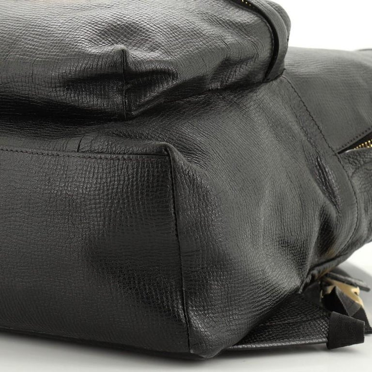 Palazzo Medusa Backpack Leather Large 2