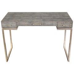 Palecek Faux Shagreen Desk