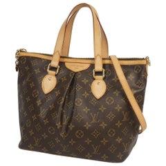 Louis Vuitton  Palermo PM  Womens  handbag M40145 Leather