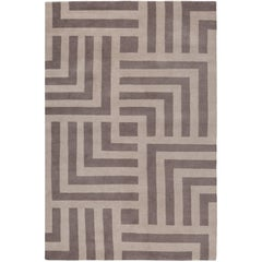 Pallas Hand-Knotted 10x8 Rug in Wool by The Rug Company