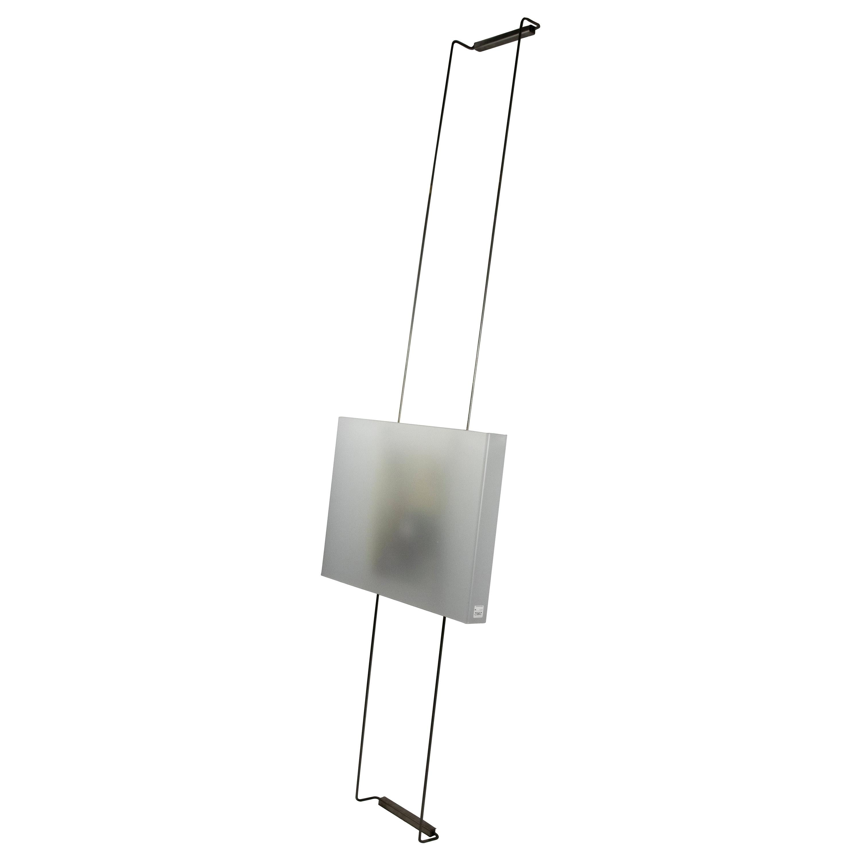 Pallucco Wall Lamp Duedì, Italy, 1970s