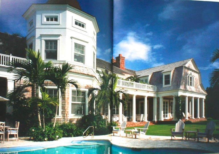 """""""Palm Beach Splendor, The Architecture of Jeffrey W. Smith"""" Signed First Edition For Sale 11"""