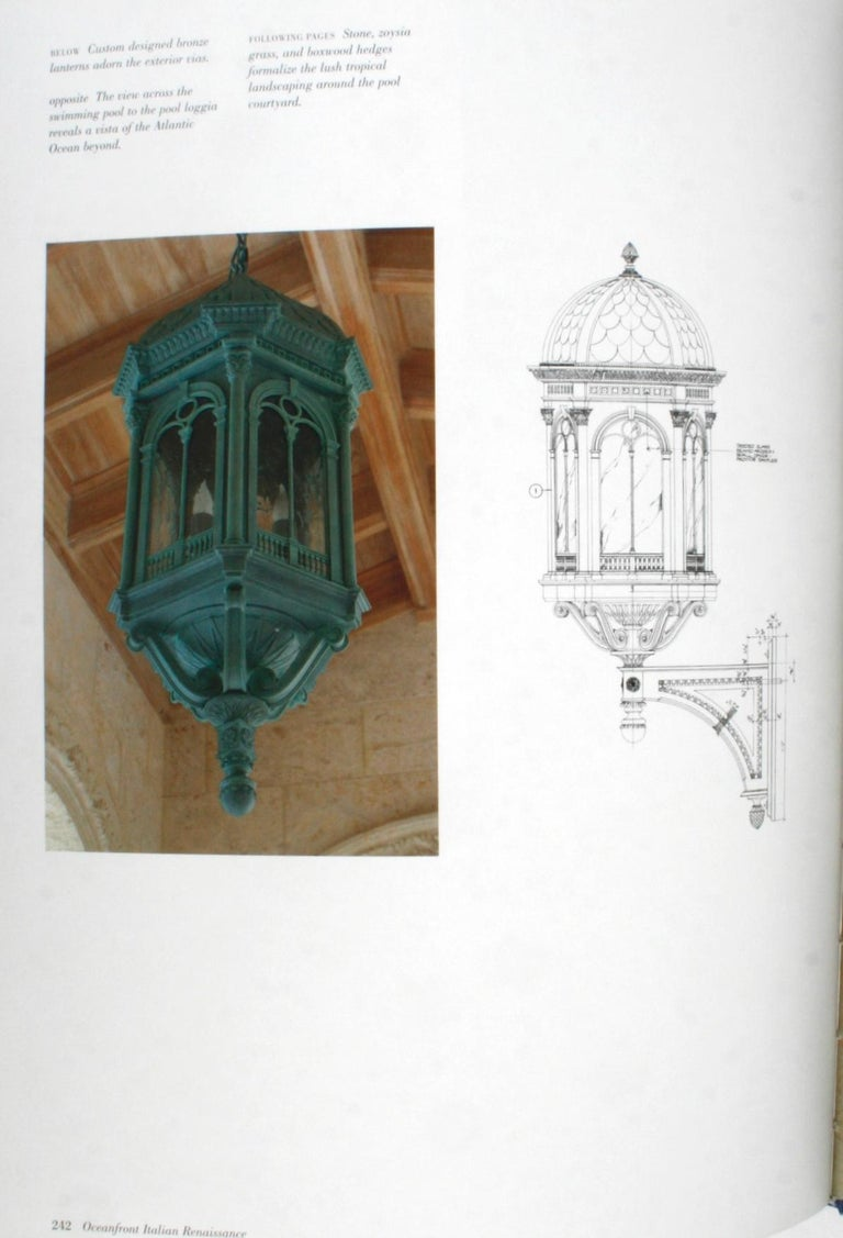 """""""Palm Beach Splendor, The Architecture of Jeffrey W. Smith"""" Signed First Edition For Sale 12"""