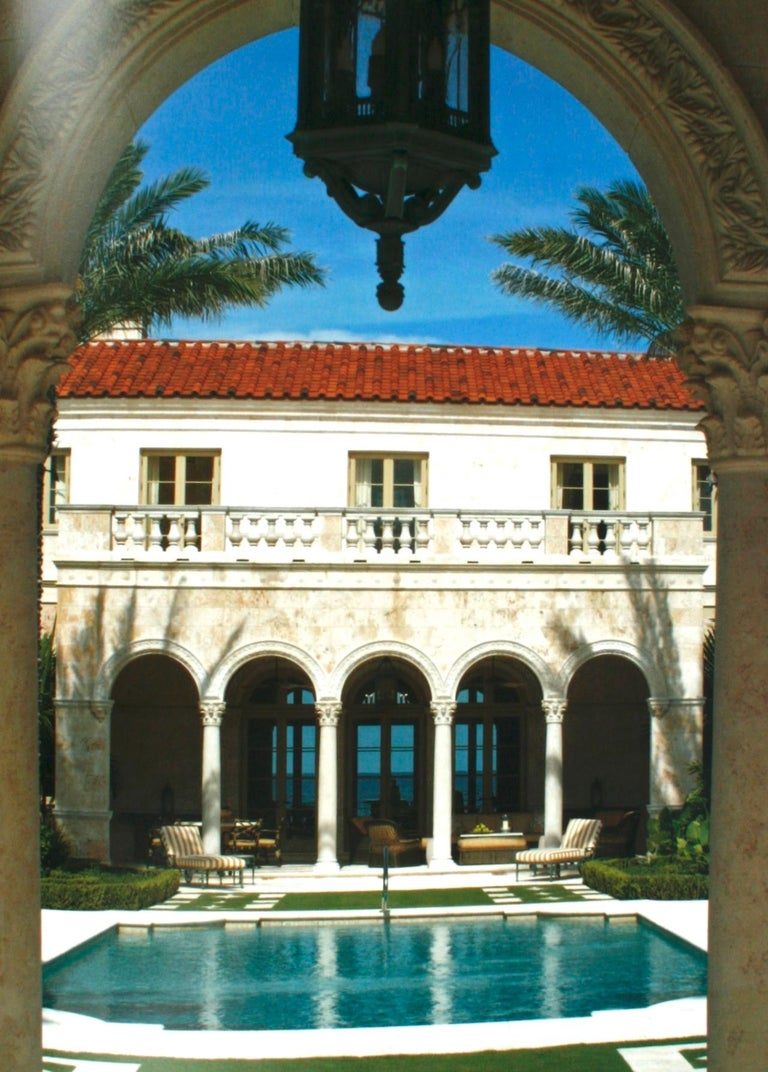 """""""Palm Beach Splendor, The Architecture of Jeffrey W. Smith"""" Signed First Edition For Sale 13"""
