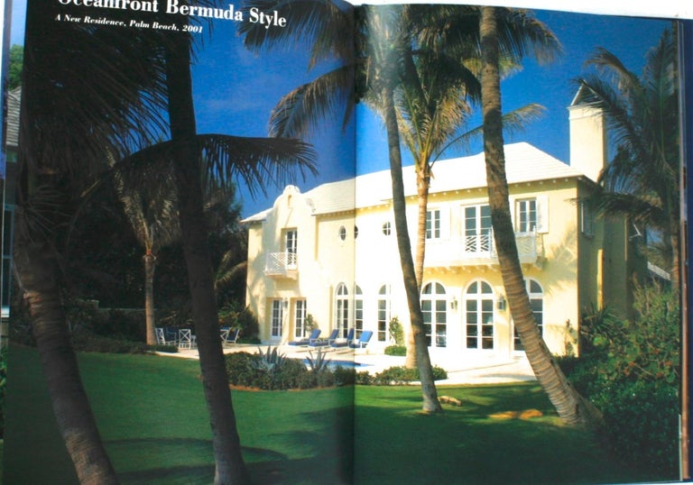 """""""Palm Beach Splendor, The Architecture of Jeffrey W. Smith"""" Signed First Edition For Sale 14"""