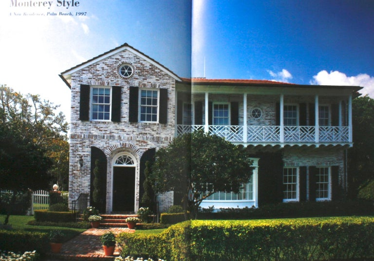 """""""Palm Beach Splendor, The Architecture of Jeffrey W. Smith"""" Signed First Edition For Sale 1"""