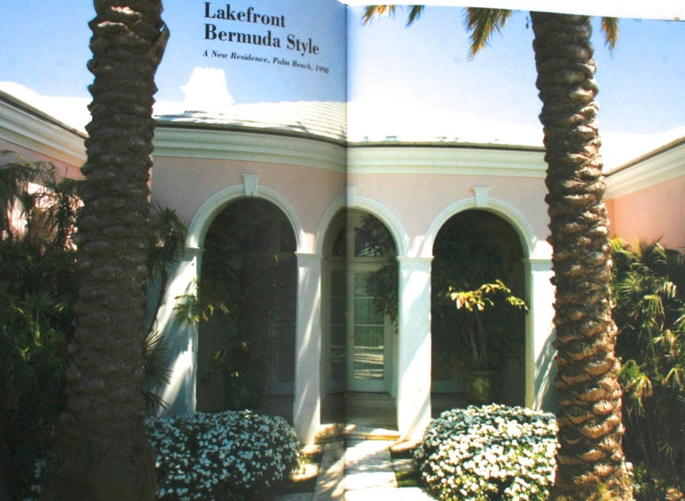 """""""Palm Beach Splendor, The Architecture of Jeffrey W. Smith"""" Signed First Edition For Sale 2"""