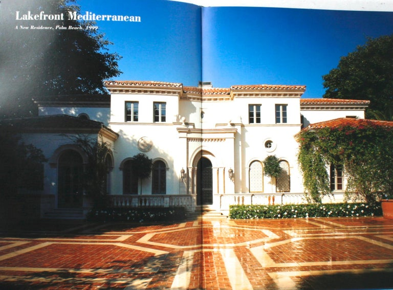 """""""Palm Beach Splendor, The Architecture of Jeffrey W. Smith"""" Signed First Edition For Sale 3"""