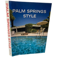 Palm Springs Style by Aline Coquelle Hardcover Book