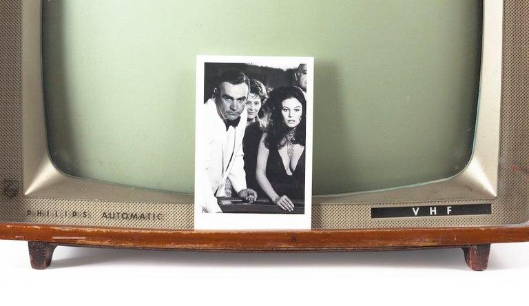 'Bond TV' Castelloland- Contemporary Color Photograph For Sale 2