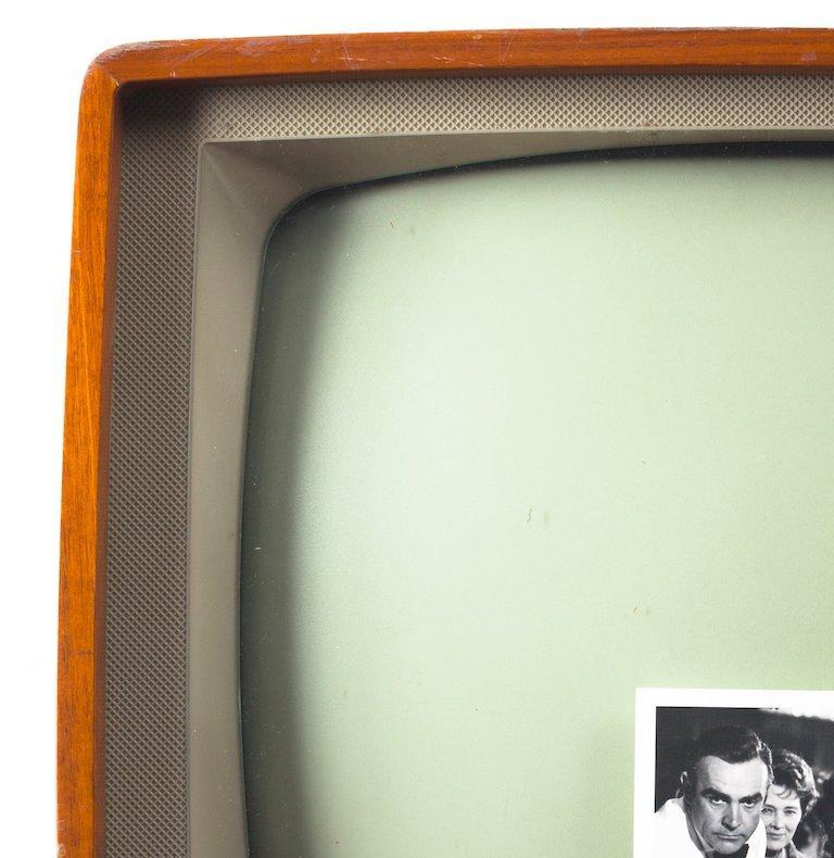 'Bond TV' Castelloland- Contemporary Color Photograph For Sale 3