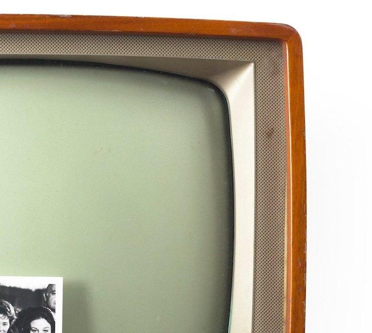 'Bond TV' Castelloland- Contemporary Color Photograph For Sale 4