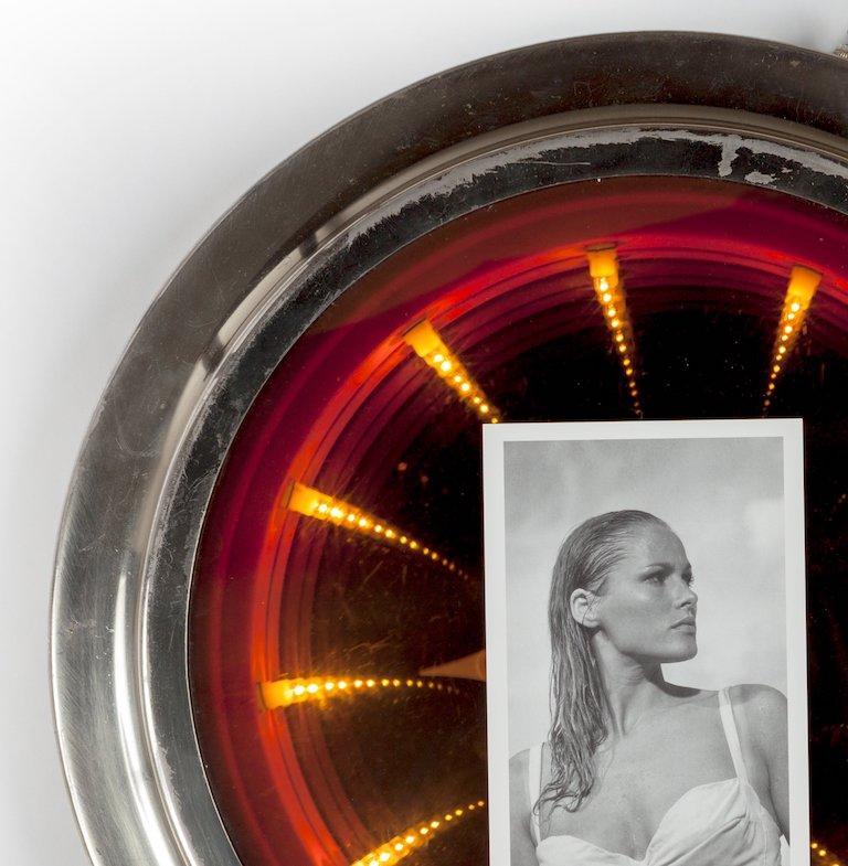 'Electric Diva' Castelloland- Contemporary Color Photograph For Sale 2