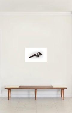 'Gun Woman' Castelloland- Contemporary Color Photograph
