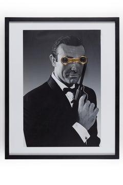 'James Bond' Castelloland, Large Contemporary Color Photograph