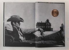 'James Moon / James Dean' Castelloland- Contemporary Color Photograph