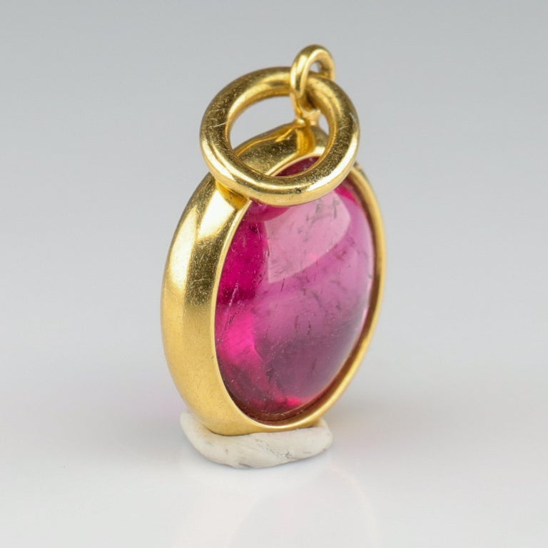 Contemporary Paloma Picasso for Tiffany Dot Charm Amulet, circa 2012 For Sale