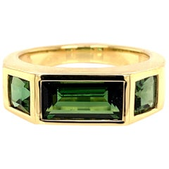 Paloma Picasso Gold and Tourmaline Tiffany & Co. Ring