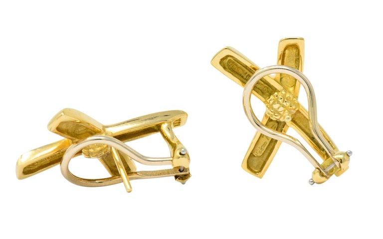 Paloma Picasso Tiffany & Co. 1984 18 Karat Gold