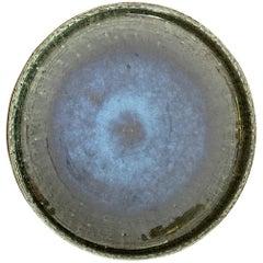 """Palshus """"PLS"""" Per Linnemann-Schmidt, Ceramic Charger, Danish Modern, 1960s"""