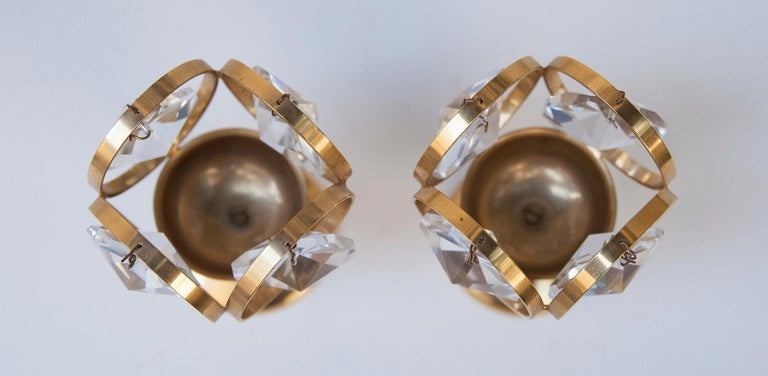 Palwa Candleholders, 1970s In Good Condition For Sale In Munich, DE
