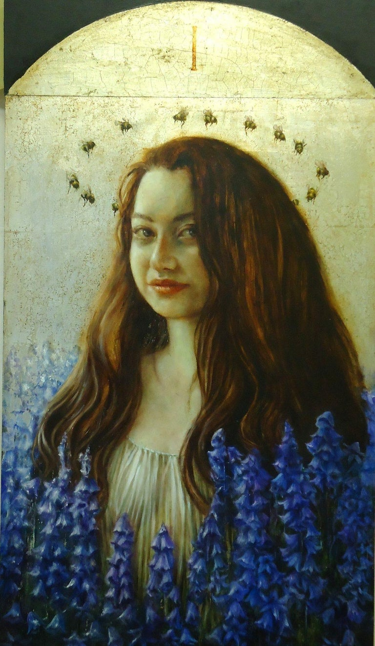 Pam Hawkes - Spring- 21st Century Contemporary For Sale at 1stDibs