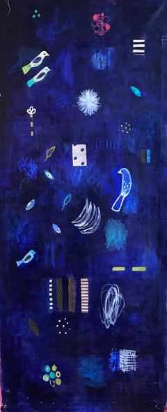 Abstract Expressionist Animal Paintings