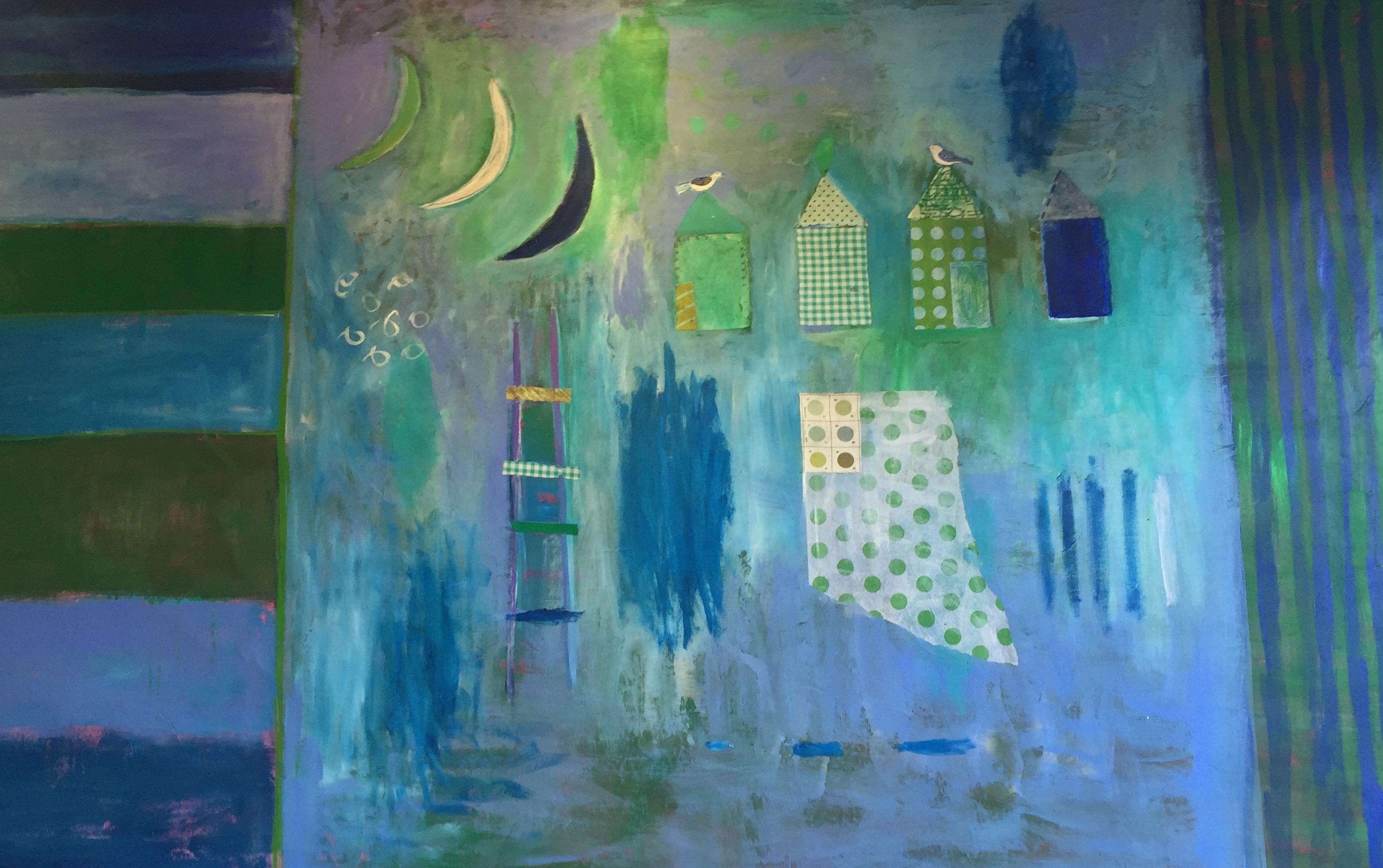 Light Blue Moons Summer Houses