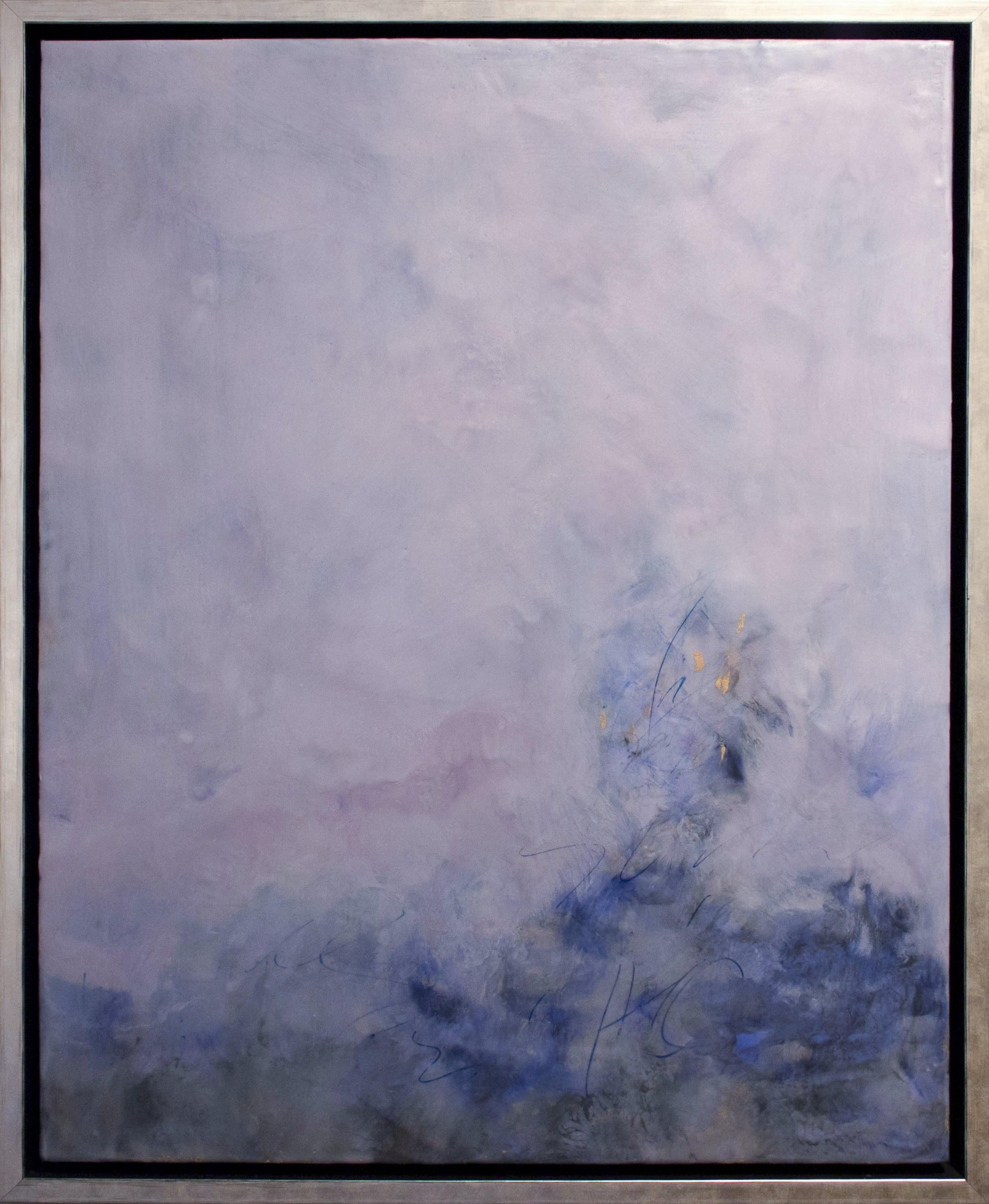 """Something Worth Remembering #3"" by Pamela Gibson, Encaustic Painting, 2019"