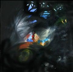 KUNDALINI, Painting, Oil on Canvas