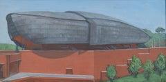 One Building of Il Parco della Musica di Renzo Piano