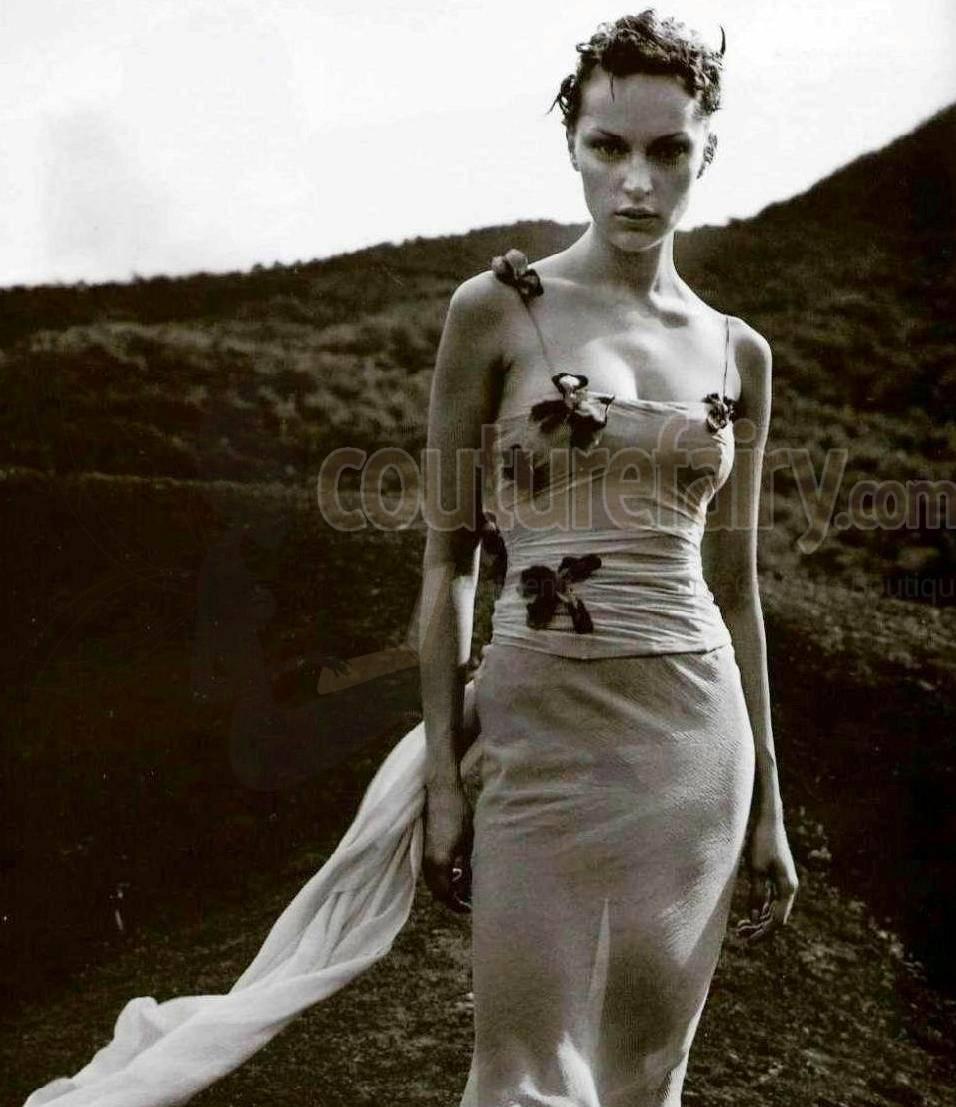 Butterfly Corset Dress
