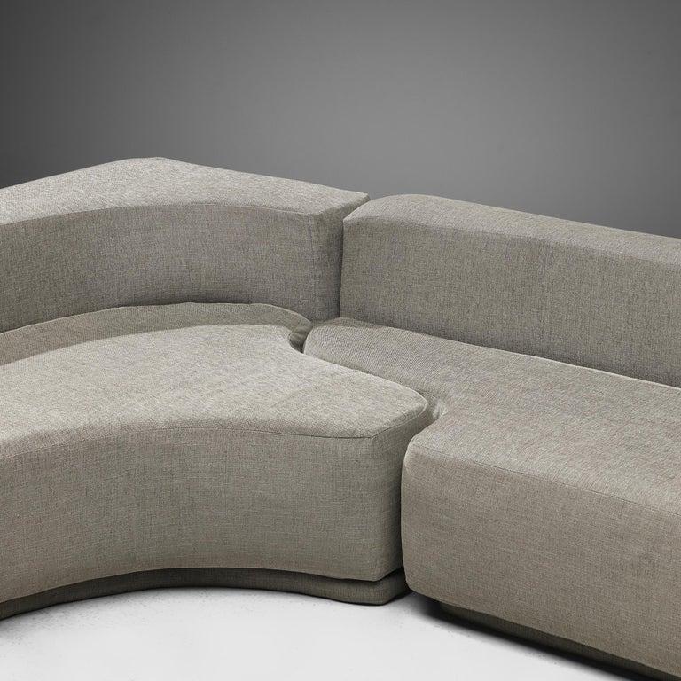 Pamio, Massari & Toso 'Lara' Sectional Sofa 1