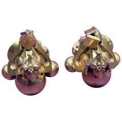 Pampadam Earring Ornaments