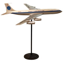 Pan Am Boeing 707 Model Aircraft, circa 1958
