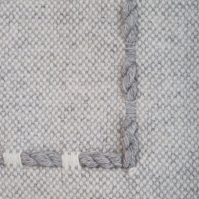 Modern Panama Cashmere Throw by Midsummer Milano For Sale