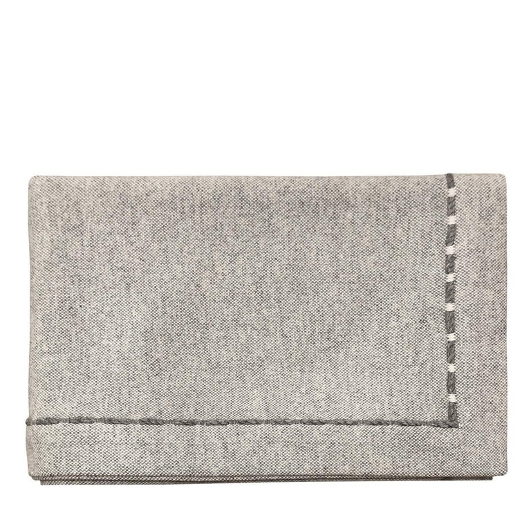 Italian Panama Cashmere Throw by Midsummer Milano For Sale