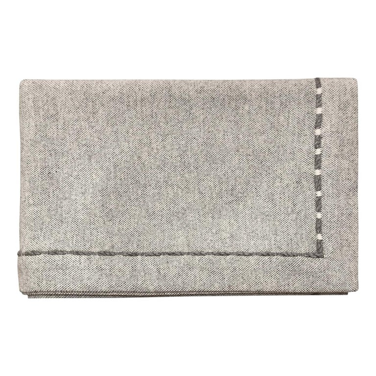 Panama Cashmere Throw by Midsummer Milano For Sale