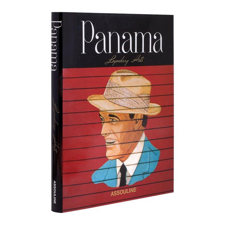 """Panama: Legendary Hats"" Book For Sale"